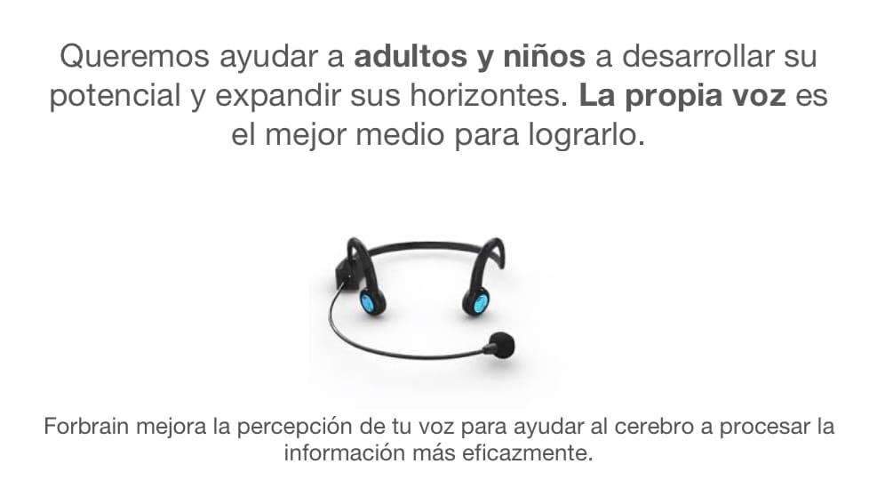 forbrain-auriculares