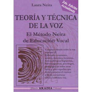 teoria y tecnica de la voz laura neira